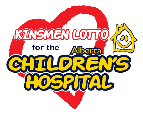 Kinsmen Lotto for the Alberta Children's Hospital